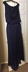 Alfred Angelo 2 Piece Evening Gown