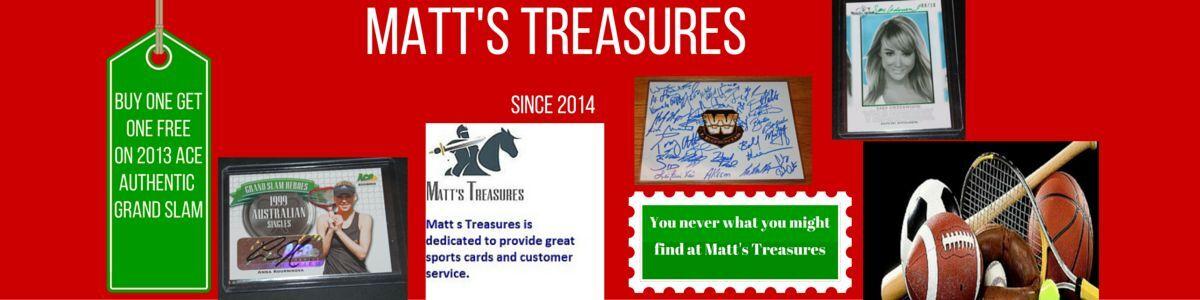 MATT S TREASURES