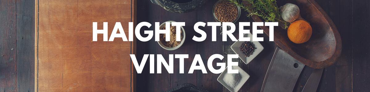 Haight Street Vintage