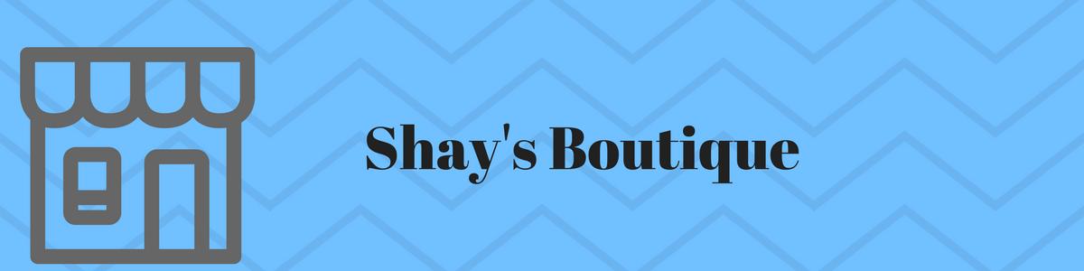 Shay's Boutique