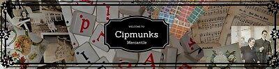 cipmunk's vintage supplies