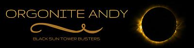 Orgonite Andy