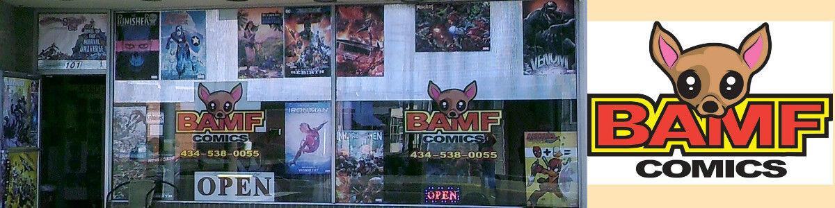Bamf Comics Crewe VA