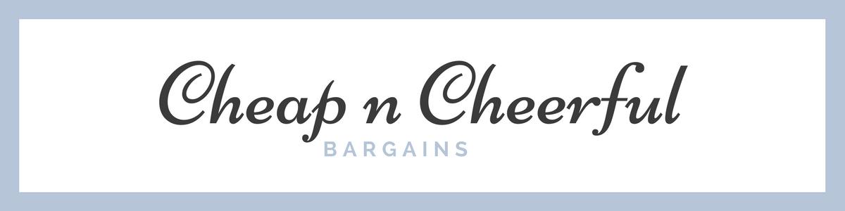 cheapncheerfulbargains