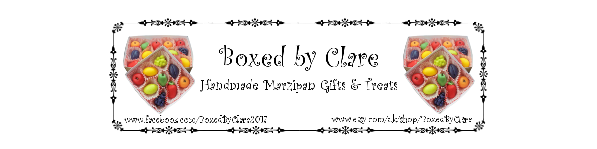 BOXED BY CLARE