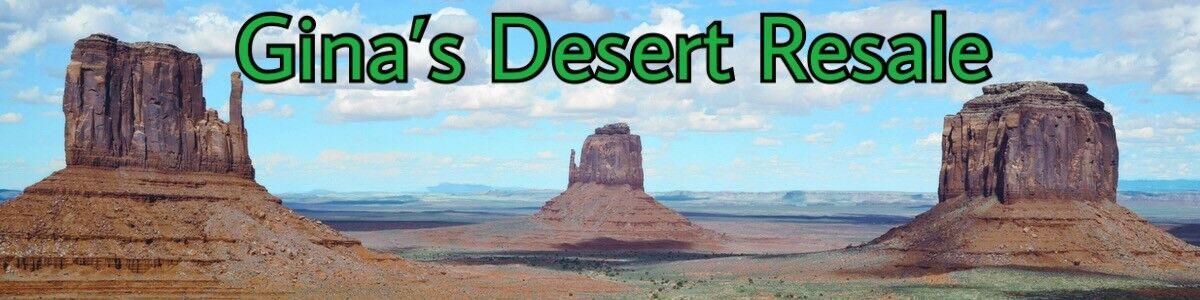 Gina's Desert Resale