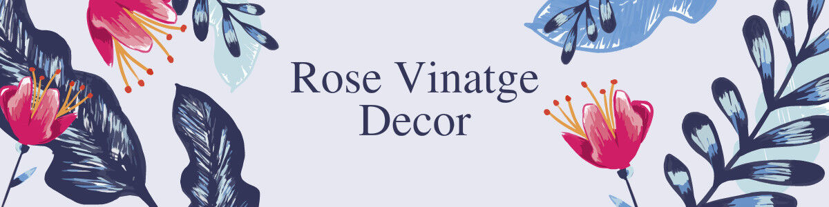 Rose Vintage Decor