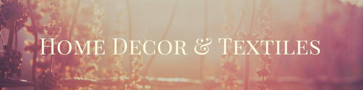Home Decor & Textiles