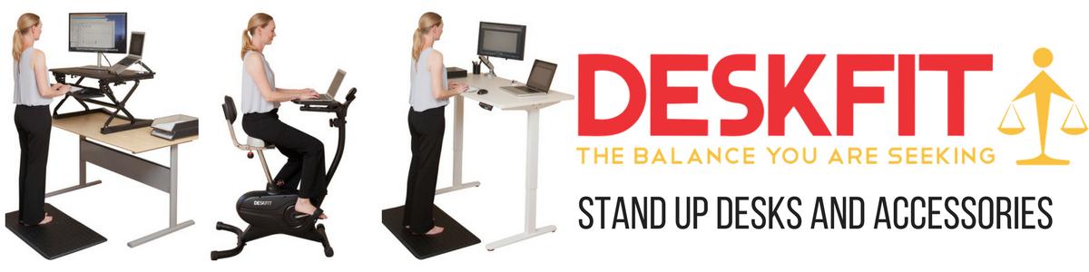 DESKFIT StandUp Desks & Accessories