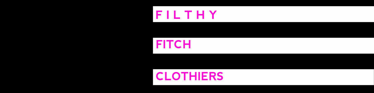 Filthy Fitch Clothiers
