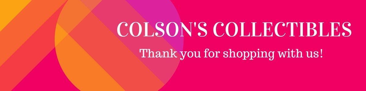 Colson's Collectibles