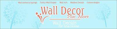 Wall Decor Plus More