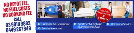 Movers In Melbourne | Removalists In Melbourne Richmond Yarra Area Preview