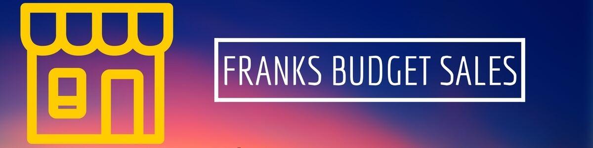 Franks Budget Sales
