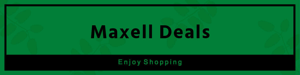 Maxell Deals