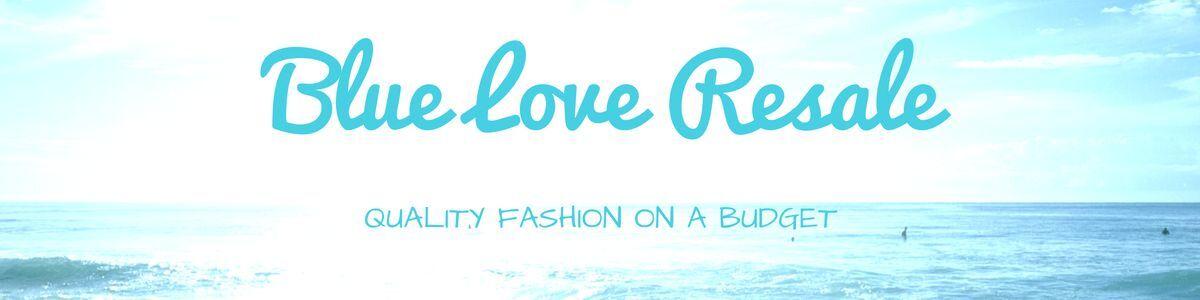 Blue Love Resale