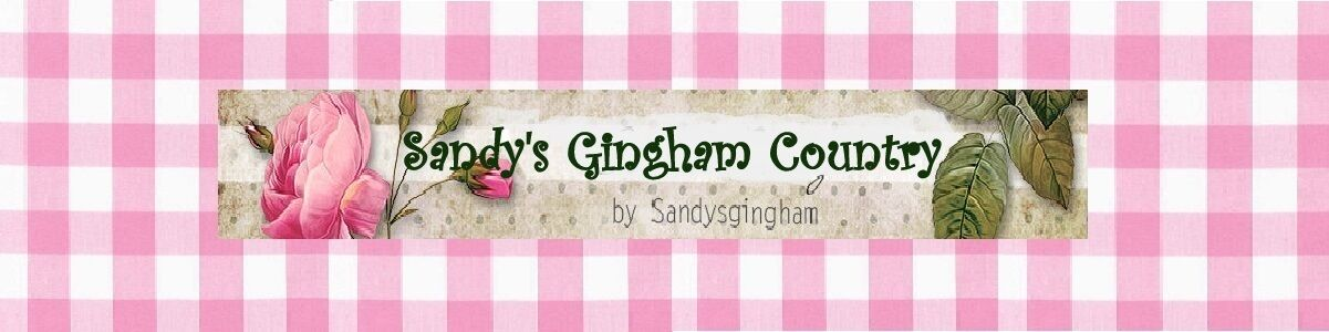 SANDY'S GINGHAM COUNTRY