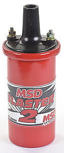 MSD Ignition 8202 Red MSD Blaster 2 Coil