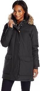 New  Woolrich White Collection Womens Patrol Down Parka Condition: New, Size: Medium