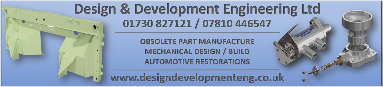 Design and Development Engineering
