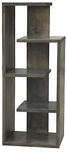 Mennonites custom made solid wood bookcase book shelf