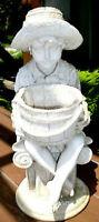 2 feet - Outdoor statue - garden statue or patio decor