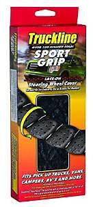 (Superior Automotive Truckline Sport Grip Lace/Wrap Steering Wheel Cover 58-0470B)