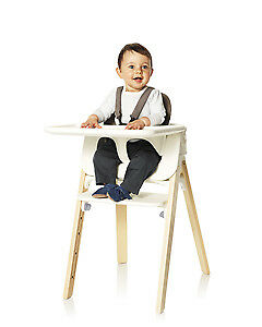 Stokke Steps Chair Highchair in Natural