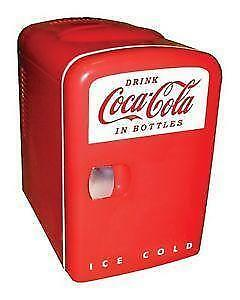 coca cola k hlschrank retro ebay. Black Bedroom Furniture Sets. Home Design Ideas