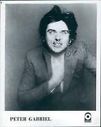 Peter Gabriel Promo