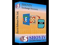 Shoviv Exchange EDB Recovery