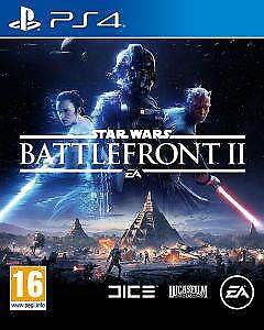 PS4 Star Wars Battlefront 2 game Campbelltown Campbelltown Area Preview