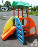 Little tikes playstructure