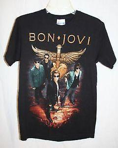 0f6d3356 Bon Jovi Shirt | eBay