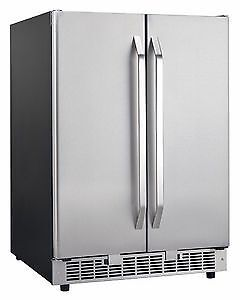 Danby 2 DOOR WINE+BEVERAGE COOLER+ICE MAKER 3 IN1 $599 NO TAX