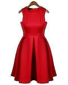 Flare Dress - eBay