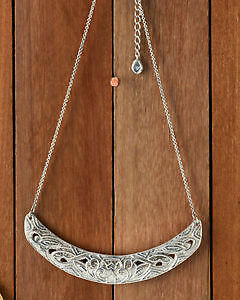 Ahead of the Curve Necklace by Silpada - New Belleville Belleville Area image 2