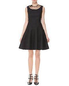 Red Valentino Wool Pleated Dress w/ Tags Cheap Sale 100% Guaranteed 2018 Unisex Sale Online From China el4ztnvZDa