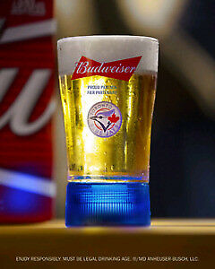 Blue Jays homerun glass wanted