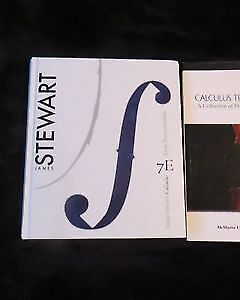 1st Year Calculus Textbooks