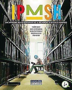 IPMSH 2e édition - Une approche multidisciplinaire de la recherc