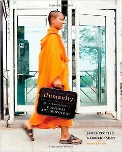 Humanity: Introduction to cultural anthropology