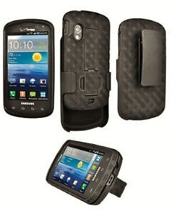 New! Shell Holster Combo Case for Samsung Stratosphere I405 - SAMI405HOC