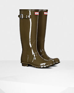 Womens Hunter Boots Brand New