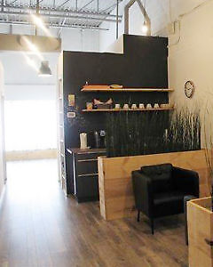 NEWLY RENOVATED MODERN OFFICE FOR LEASE