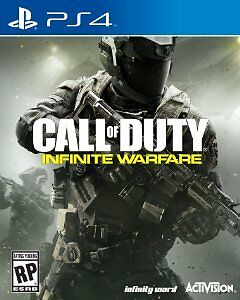 Call of Duty: Infinite Warfare for PS4 *barely used*
