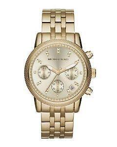 Michael kors watches women gold ebay michael kors womens gold tone watches gumiabroncs Choice Image