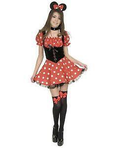 Teen Minnie Mouse Costume  sc 1 st  eBay & Minnie Mouse Costume | eBay