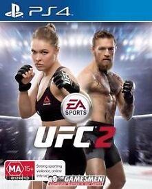 UFC 2 - PS4 £25