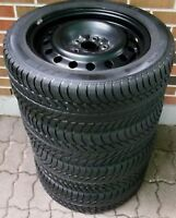 205 55 16 - SAVA - SNOW TIRES on RIMS - 5x114.3 - TOYOTA +